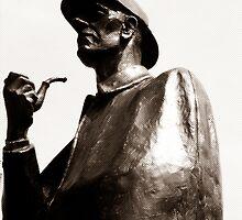 Sherlock Holmes by sopheyrac