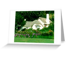 Selworthy Green, UK Greeting Card