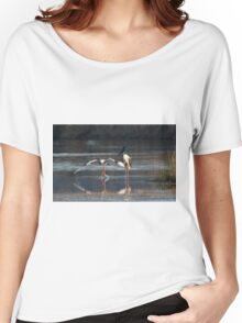 On The Runup Women's Relaxed Fit T-Shirt