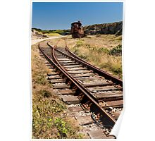 Alderney Railway Poster