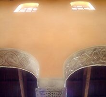 Porec Basilica by Blake Steele