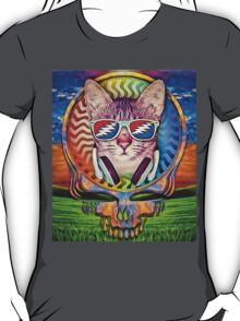 Groovy Cat T-Shirt