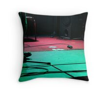 Frequency Throw Pillow