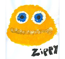 Zippy Photographic Print