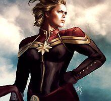 Ronda Rousey should play Captain Marv.. by rfrodo