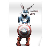 Captain Bugs Poster
