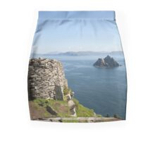 Skellig Islands Rep. Ireland. Mini Skirt
