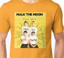 WALK THE MOON TALKING IS HARD TOUR FALL 2015 Unisex T-Shirt