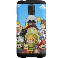 VideoGame and Film Samsung Galaxy Case/Skin