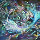 Enchanted Depths (View Large) by Cathy Gilday