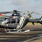 EuroCopter EC135 by Barrie Woodward