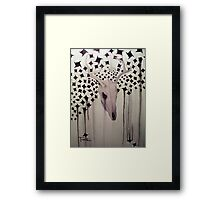 Deer Slayer Framed Print