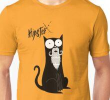 Hipster Beard Unisex T-Shirt