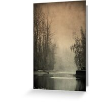 Passages of  Everglades Greeting Card