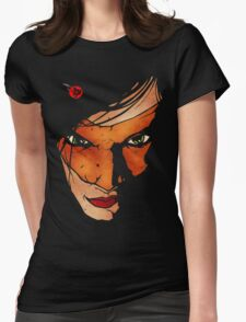 Sister Hazard Womens Fitted T-Shirt