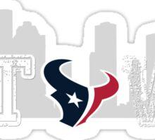 H-Town - Houston Texans Sticker