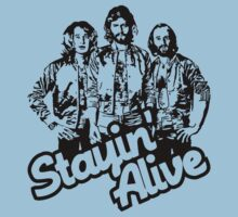 Stayin' Alive One Piece - Short Sleeve