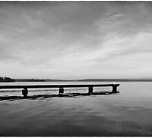 beyond the jetty - st georges basin, south coast, nsw by melindaonleave