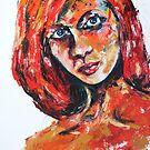 Redhead by Reynaldo