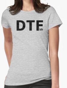 DTFish Womens Fitted T-Shirt