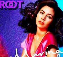 Marina and the Diamonds Sticker by morgan4024