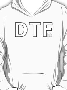 DTFish T-Shirt