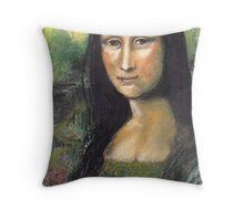 Lona Misa Throw Pillow