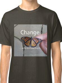 Change.  Classic T-Shirt