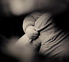 A child's Grip by Rob Beckett