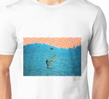 Abstract Sailing Dreams Unisex T-Shirt