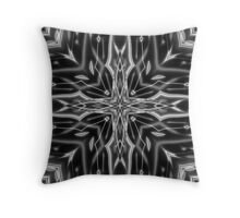 Black Star Throw Pillow