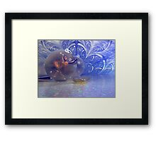 The Start of the Holiday season Framed Print