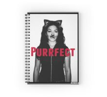 Kitty-by Revision Apparel™ Spiral Notebook