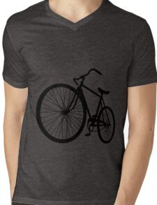 Le Bike Mens V-Neck T-Shirt