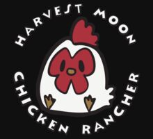 HARVEST MOON: CHICKEN RANCHER Kids Clothes