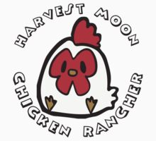 HARVEST MOON: CHICKEN RANCHER Kids Tee