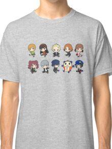 Persona 4 Chibis Classic T-Shirt