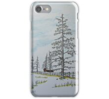 Pine Tree Gate iPhone Case/Skin
