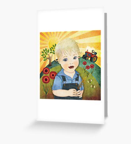 Julian Greeting Card