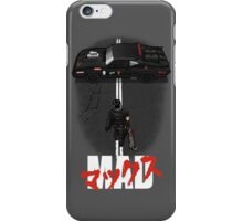 The Mad Warrior iPhone Case/Skin