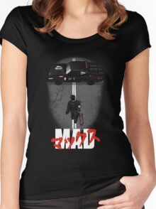 The Mad Warrior Women's Fitted Scoop T-Shirt