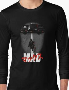The Mad Warrior Long Sleeve T-Shirt
