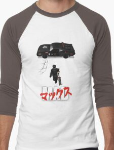 The Mad Warrior Men's Baseball ¾ T-Shirt