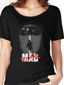 The Mad Warrior Women's Relaxed Fit T-Shirt