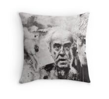 Sins Of The Father Throw Pillow