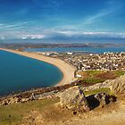 Chesil Beach, Westward by Nigel Finn