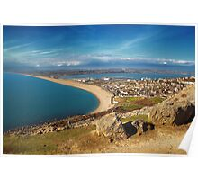 Chesil Beach, Westward Poster