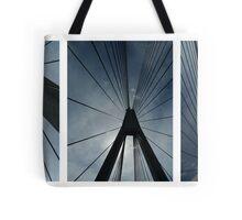 The Anzac Bridge - triptych Tote Bag