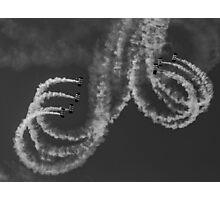 RAF Falcons Photographic Print