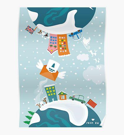 merry xmas 7 Poster